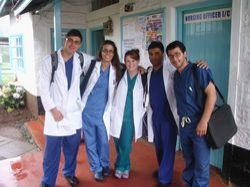 Medical Elective Students in Kenya