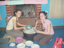 Youth volunteering in Africa Picture