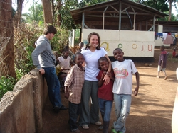 Chloé Wright Volunteering in Tanzania