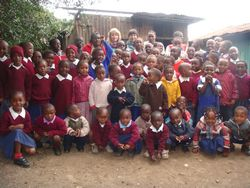 Kenya Volunteers Project 25