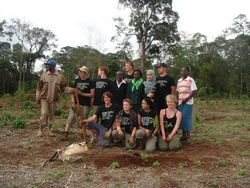 Kenya Volunteers Project 30