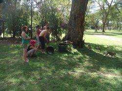 Kenya Volunteers Project 40