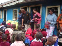 Kenya Volunteers Project 45