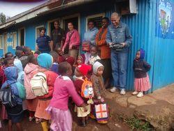 Kenya Volunteers Project 46