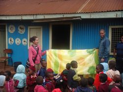 Kenya Volunteers Project 48