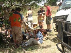 Kenya Volunteers Project 6