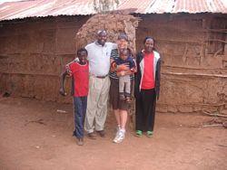 Kenya Volunteers Project 62