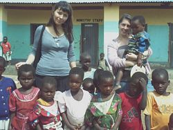 Volunteer in Malawi Picture - Emma in Malawi