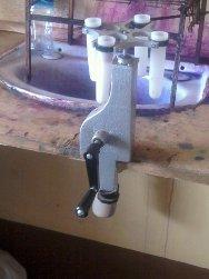 Manual Centrifuge