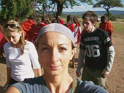 Sports Volunteer Kenya