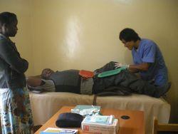 Toshio - Hospice Volunteer Kenya