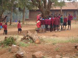 Volunteer Africa School Project 2