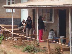 Volunteer Africa School Project 5