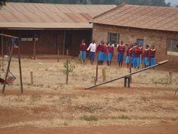 Volunteer Africa School Project 6