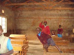 Volunteer Africa School Project 7