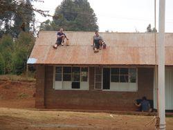 Volunteer Africa School Project 8