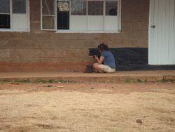 Volunteer Africa School Project 9