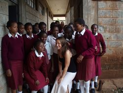 Kenya Volunteer Teaching