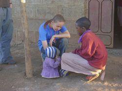Sports Volunteer Kenya