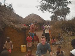Masai Volunteer Kenya
