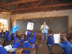 Volunteer Teaching Kenya