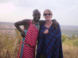 Harriet Masai Land