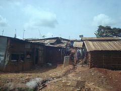 Kibera Houses