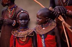 Summer Volunteer Programs: Maasai Girls in a Masai Village