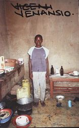 Sponsor a child in Uganda - Kabugo  Venansio