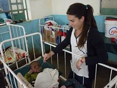 Valentina Health Volunteer