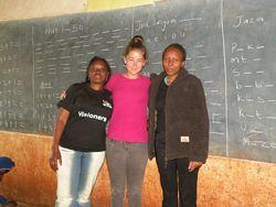Volunteer Emily 1