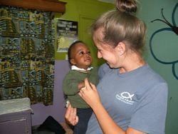 Volunteer Emily 2