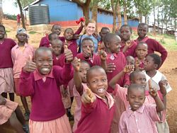 Volunteering in Kenya -  teaching volunteer