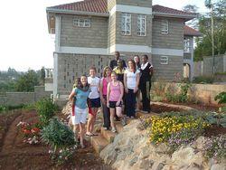 Advance Africa Volunteers house
