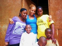 Charlie - Volunteering at an orphanage