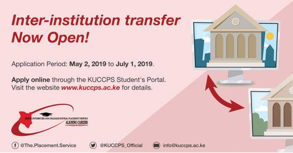 KUCCPS - Kenya Universities and Colleges Central Placement