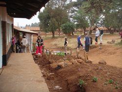 Kenya Volunteers Project 15