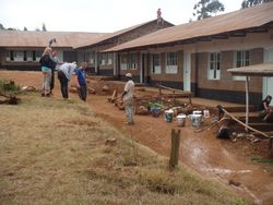 Kenya Volunteers Project 16