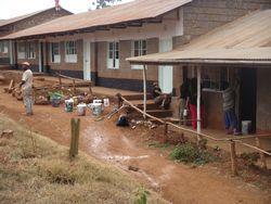 Kenya Volunteers Project 17