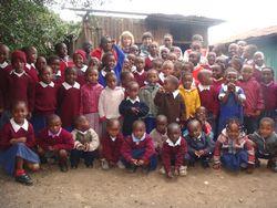 Kenya Volunteers Project 25