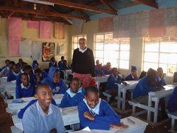 Kenya Volunteers Project 28
