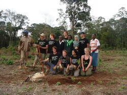 Kenya Volunteers Project 30