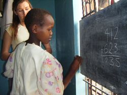 Volunteer in Kenya - Volunteer Teaching