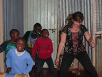 Photo courtesy of Tracey - a volunteer in Kenya