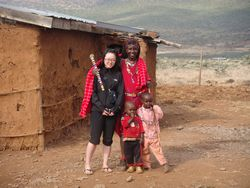 Volunteer Africa Masai Project 1
