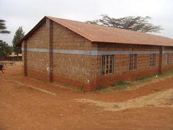Volunteer Africa School Project 1
