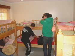 Volunteer Accommodation
