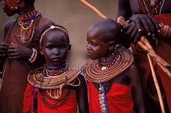 Volunteer Overseas: Maasai Girls in a Masai Village