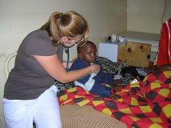 Hospice Volunteer Work in Kenya - Palliative Care Children's Hospice - Picture