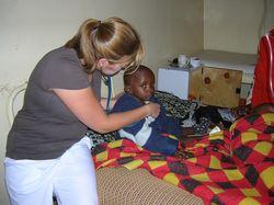 Hospice Volunteer Work in Kenya - Palliative Care Children's Hospice - Picture